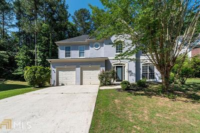 Stone Mountain Single Family Home New: 7187 Lake Crossing