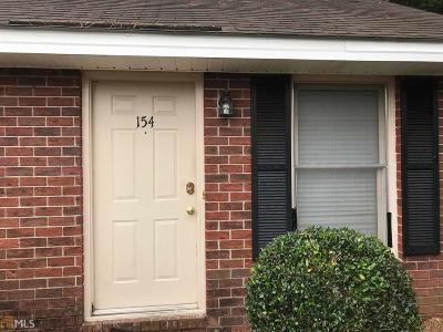 Condo/Townhouse For Sale: 140 Lanier Dr #154