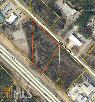 McDonough Commercial For Sale: Industrial Blvd