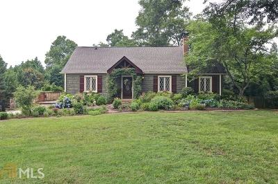Smyrna Single Family Home New: 3948 Atlanta Road SE