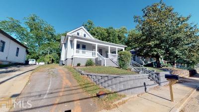 Newnan Single Family Home New: 70 Pinson St