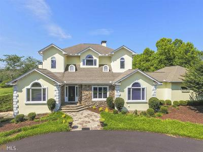 Hall County Single Family Home New: 4080 Ellison Farm