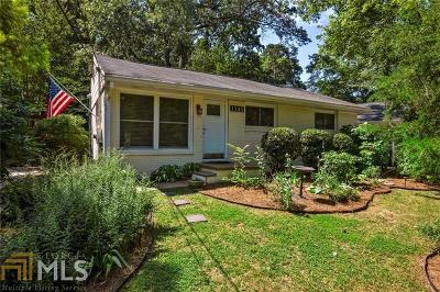 Atlanta Single Family Home New: 1145 Palafox Dr