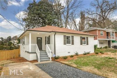 Atlanta Single Family Home New: 1795 Venetian Dr
