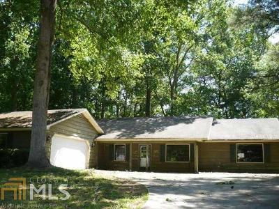 Stone Mountain Single Family Home Under Contract: 1037 Millard Rd