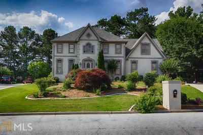 Snellville Single Family Home New: 1322 Bromley Drive