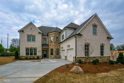 Suwanee, Duluth, Johns Creek Single Family Home For Sale: 2100 Parsons Ridge