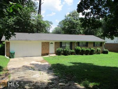 Decatur Rental New: 2348 Clifton Springs Manor