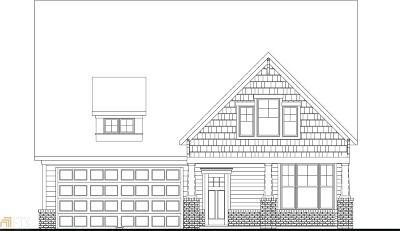 Atlanta Single Family Home New: 1786 NW Sanford Dr #564
