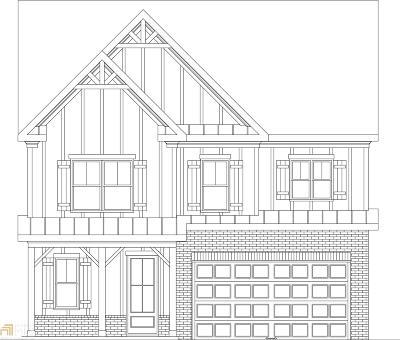Atlanta Single Family Home New: 1782 NW Sanford Dr #565