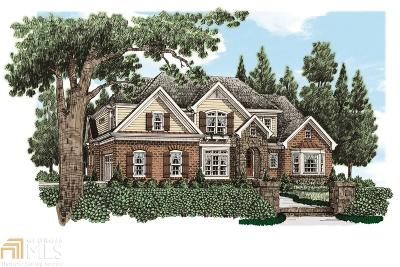 Braselton Single Family Home For Sale: 635 New Cut Rd