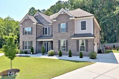 Alpharetta Single Family Home New: 5940 Bradenton Rd