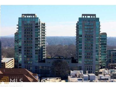 Atlanta Condo/Townhouse New: 923 Peachtree Street NE #836