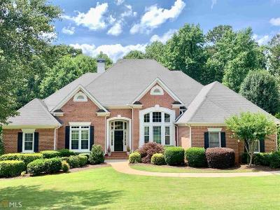 Milton Single Family Home New: 150 Highland Oaks Ct