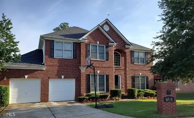 Stone Mountain Single Family Home New: 6345 Robins Pass