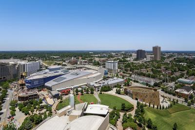 Museum Tower Condo/Townhouse For Sale: 285 Centennial Olympic Park Dr #1505