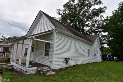 Canton Single Family Home New: 151 Dr John T Pettit St