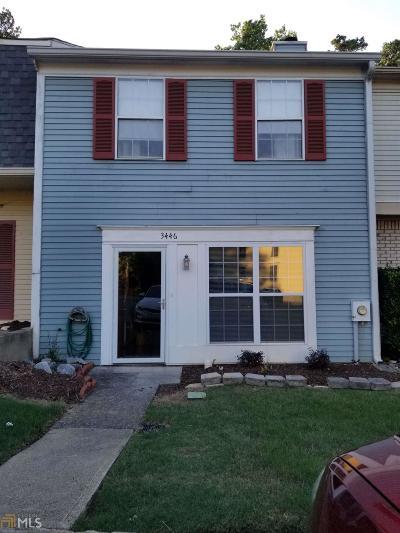 Atlanta Condo/Townhouse New: 3446 Washington Way