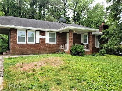Atlanta Single Family Home New: 825 SE Haven
