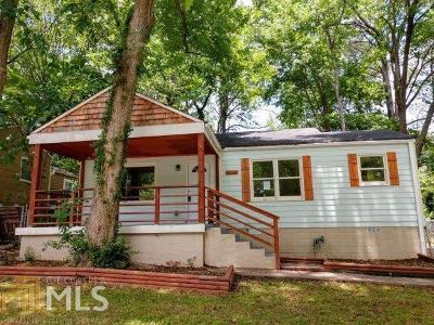 Atlanta Single Family Home New: 269 Moreland Way