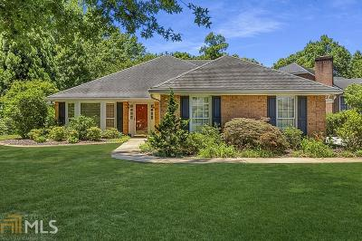 Alpharetta Single Family Home New: 450 N Farm Drive