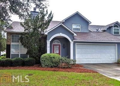 Statesboro Condo/Townhouse For Sale: 1301 Sunset Cir