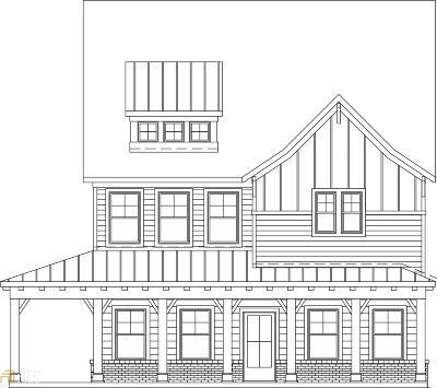 Atlanta Single Family Home New: 1795 NW Sanford Dr #600