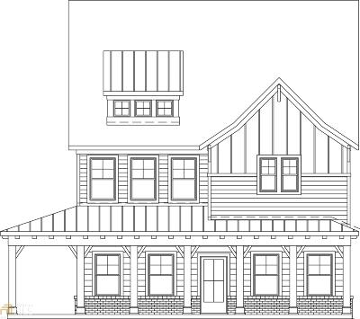 Atlanta Single Family Home New: 1803 NW Sanford Dr #602