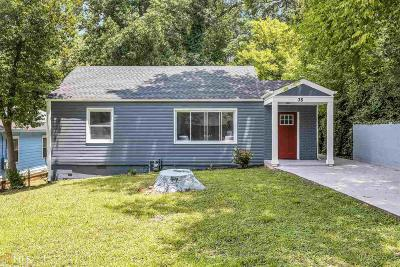 Single Family Home New: 38 SE Adair Ave