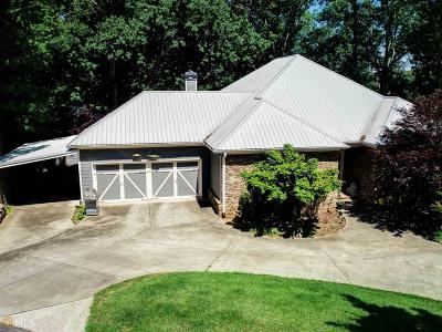 Gainesville Single Family Home New: 4269 Cherokee Trl