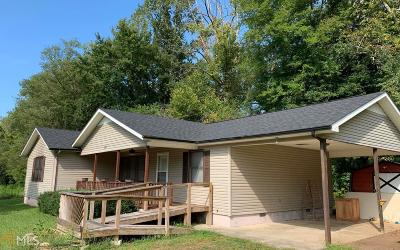 Towns County Single Family Home New: 1596 Eagle Mountain Rd