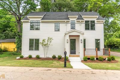 Scottdale Single Family Home For Sale: 3220 Cedar St