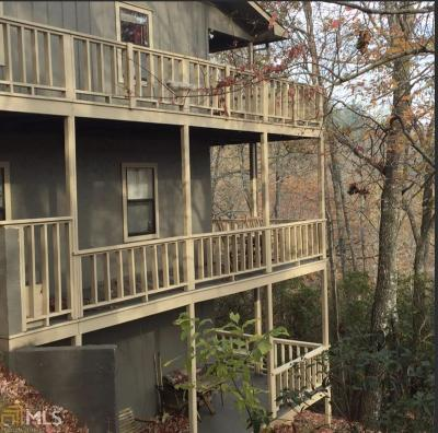Hiawassee Single Family Home For Sale: 4113 Quinn Cove Rd