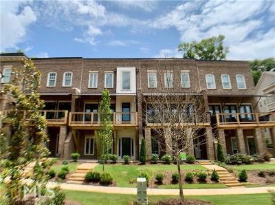 Marietta Condo/Townhouse New: 220 Easy Pines Way #40