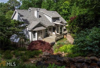Single Family Home New: 4410 Ashwoody Trl