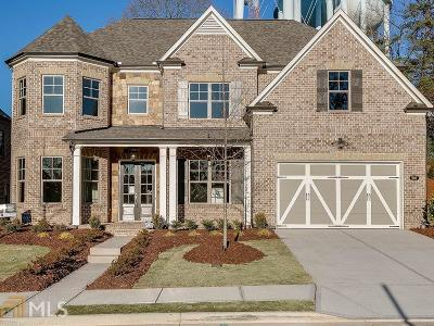 Suwanee, Duluth, Johns Creek Single Family Home For Sale: 507 Camden Hall Dr