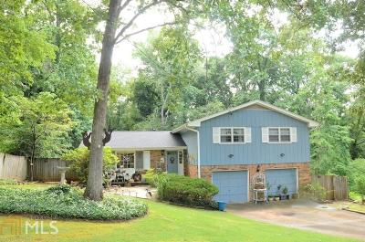 Stone Mountain Single Family Home New: 1264 Briarbrook Ct