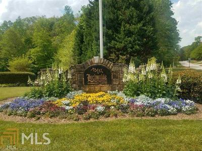 Covington Residential Lots & Land New: 400 Glengarry Chase #137