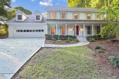 Cobb County Single Family Home New: 1431 Lafayette