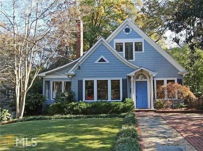 Single Family Home New: 201 Huntington Rd