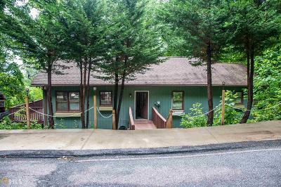 Rabun County Single Family Home New: 339 Alex Mountain