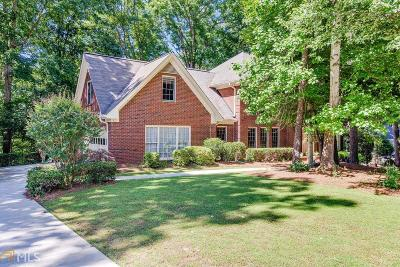 Roswell Single Family Home New: 4310 North Smoke Ridge Ct