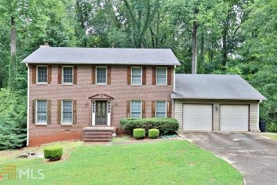 Stone Mountain Single Family Home New: 5068 Post Road Court