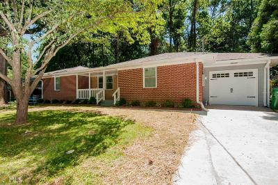 Decatur Single Family Home New: 597 Willivee Dr #10