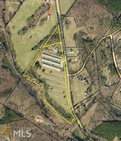 Madison Farm For Sale: 2833 Vineyards Creek Church Rd