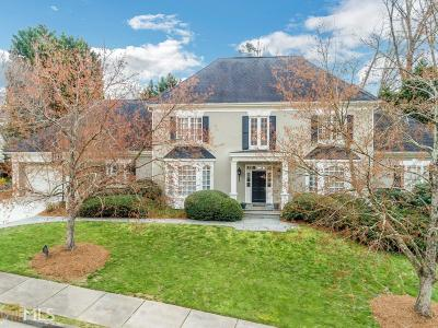 Atlanta Single Family Home New: 1320 Twelve Oaks Cir