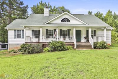 Sharpsburg Single Family Home For Sale: 449 Major Rd