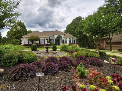 McDonough Single Family Home For Sale: 406 Winged Foot Dr