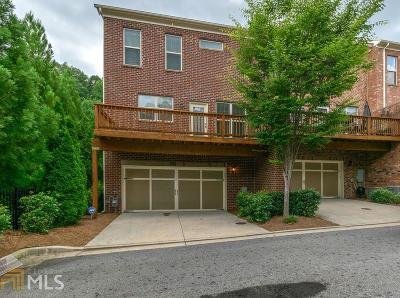 Atlanta Condo/Townhouse New: 3260 Ferncliff Lane