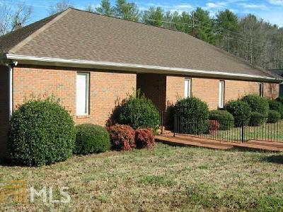 Habersham County Commercial For Sale: 125 Professional Park Dr